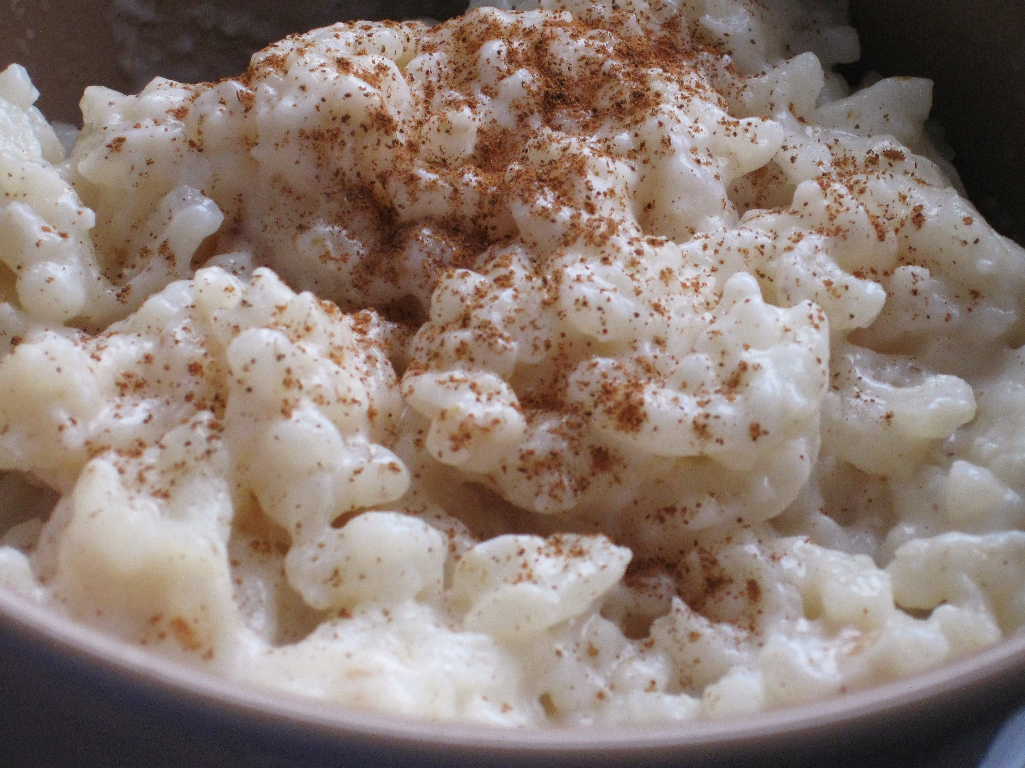 Arborio Rice Pudding Recipe — Dishmaps
