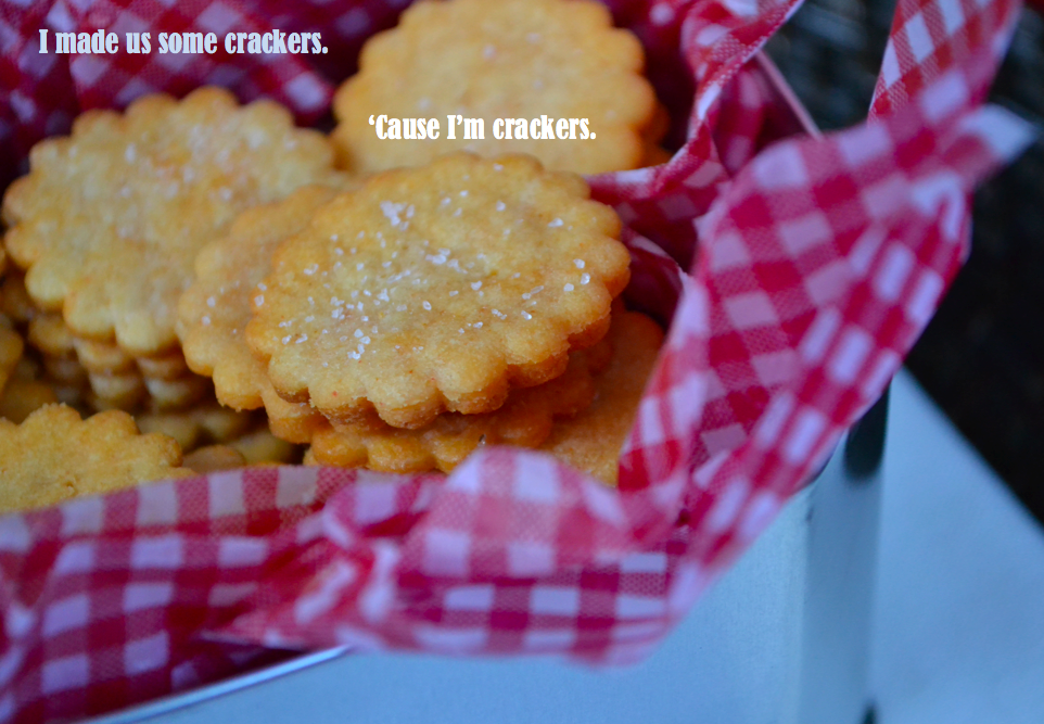 Gluten Free Copycat Recipe for Ritz Crackers