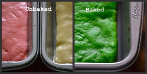 Gluten Free Tricolor Rainbow Cookies