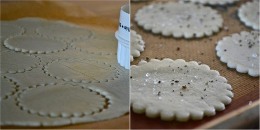 Gluten Free Table Water Crackers