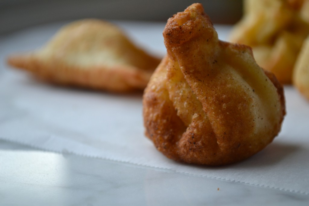 Gluten Free Crab Rangoon