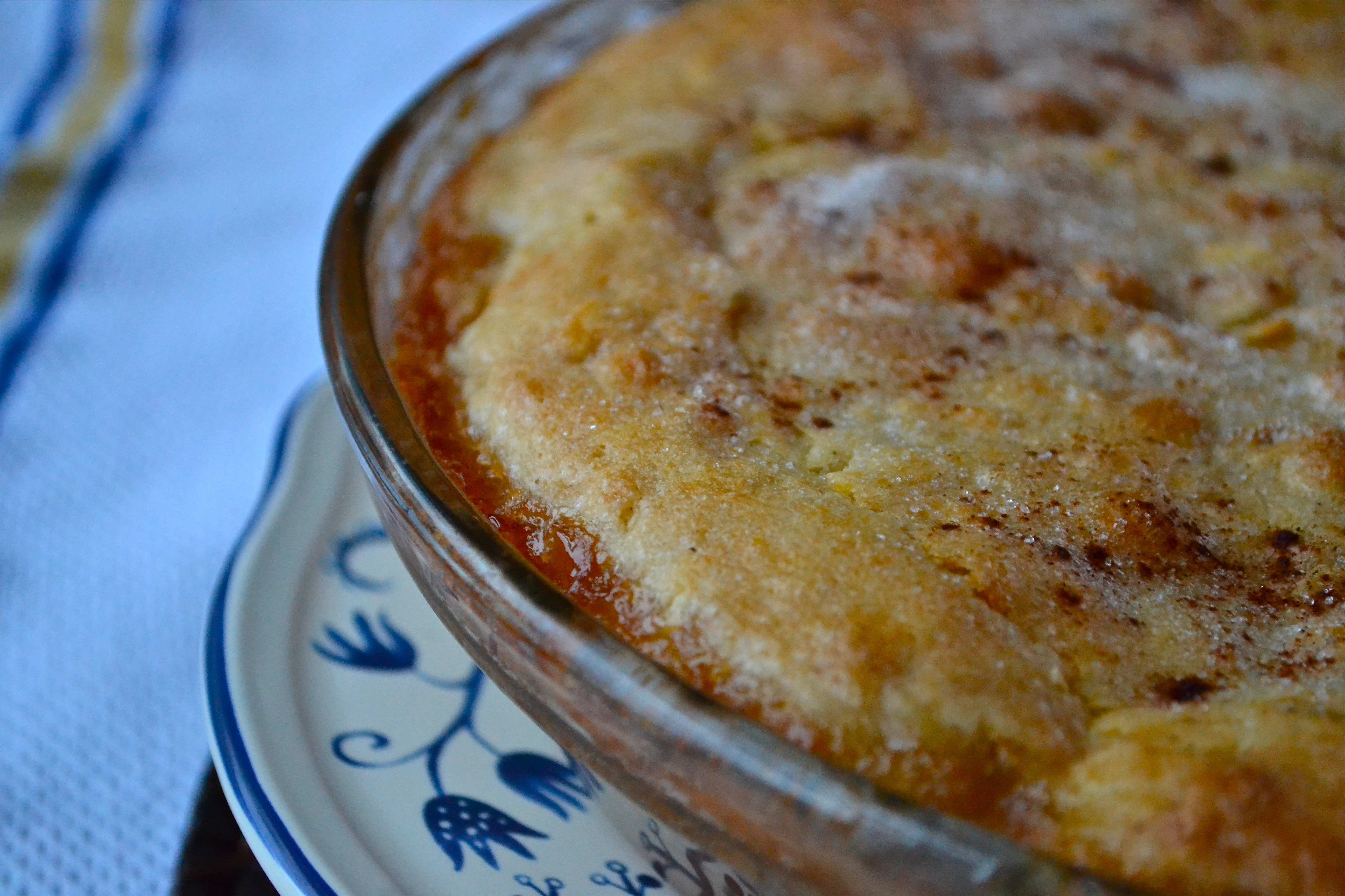 Gluten Free Apple Crisp - Gluten Free on a Shoestring