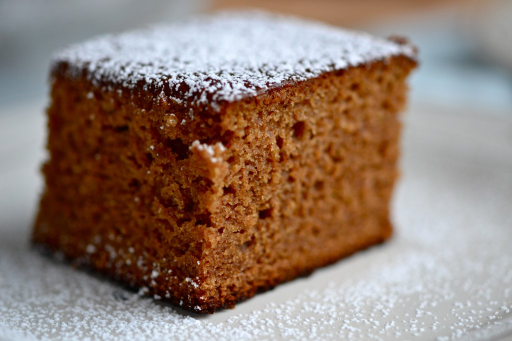 Gluten Free Gingerbread Cake — with Ginger, Cinnamon and Molasses
