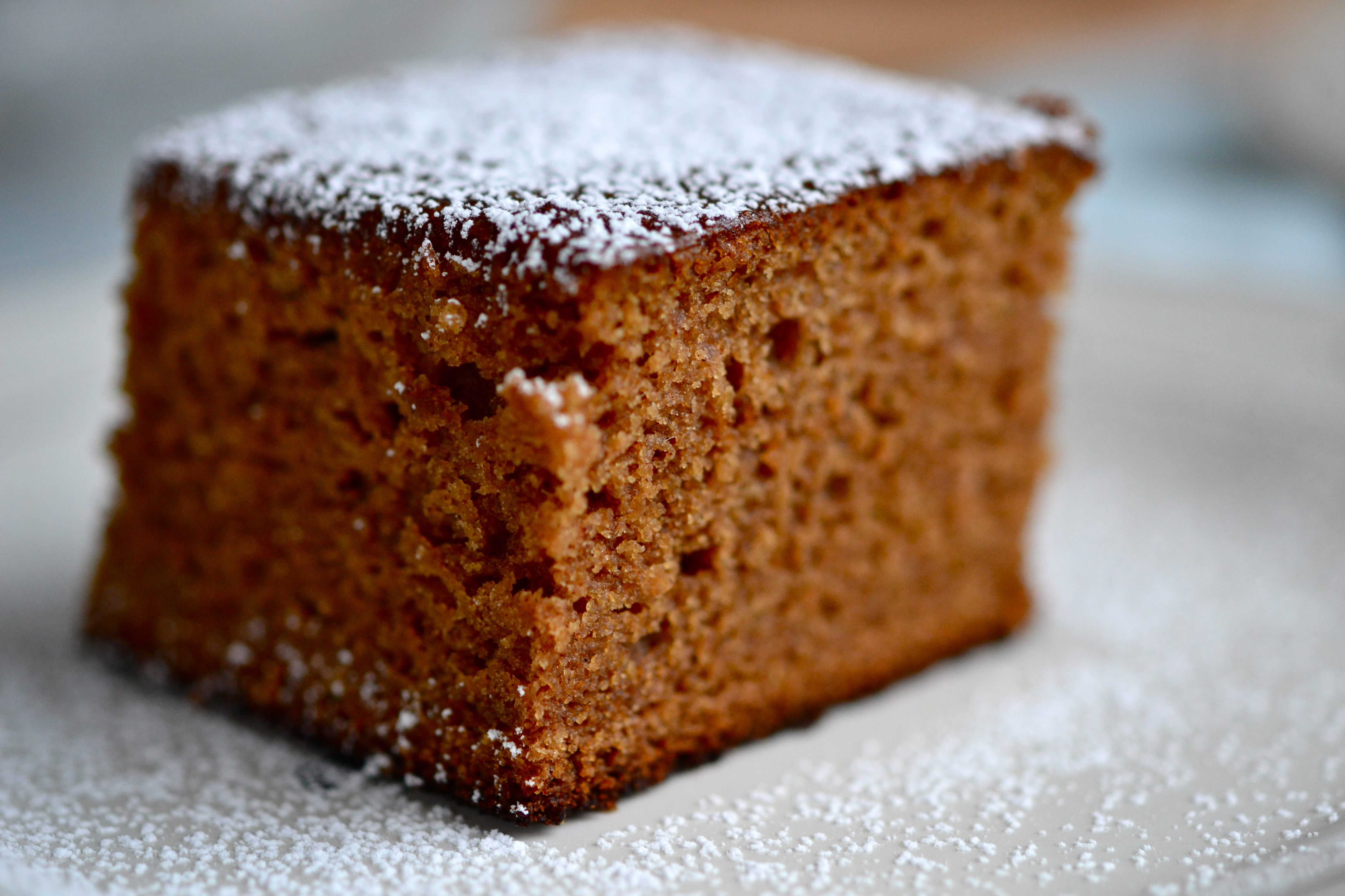 Gingerbread Cake - Great gluten free recipes for every occasion.