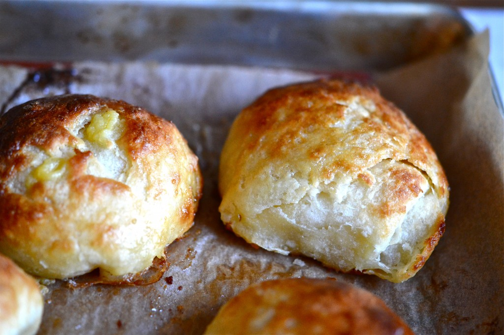 Gluten Free Danish Custard-Filled Pastries