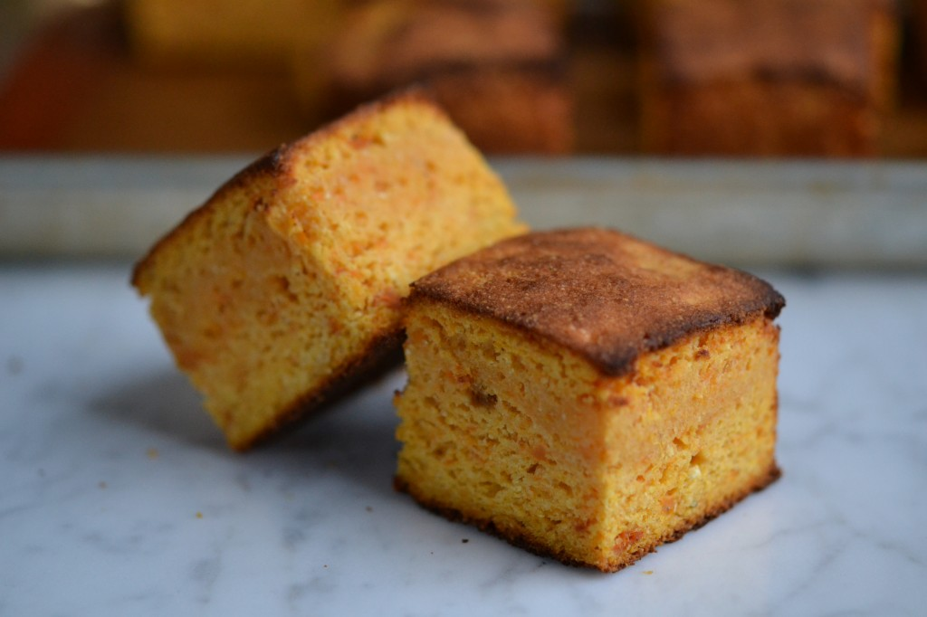 Gluten Free Sweet Potato Cornbread