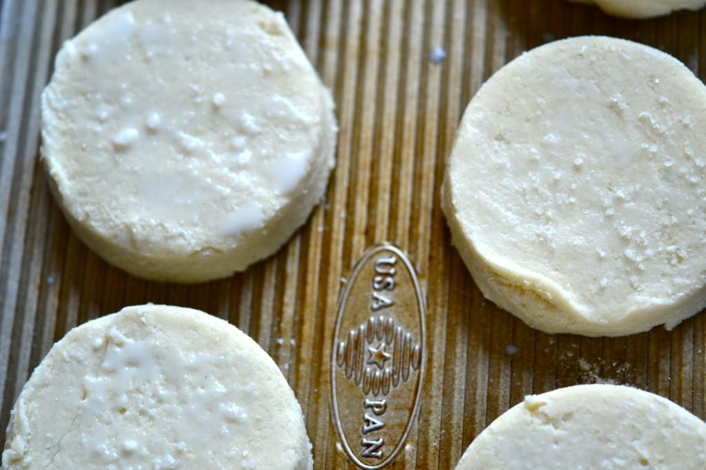Cream Cheese Buttermilk Biscuits - Gluten Free on a Shoestring