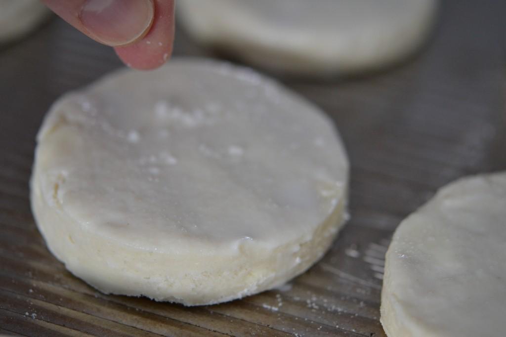 Gluten-Free Cream Cheese Buttermilk Biscuits