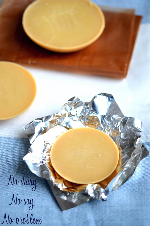 Dairy-Free Soy-Free White Chocolate