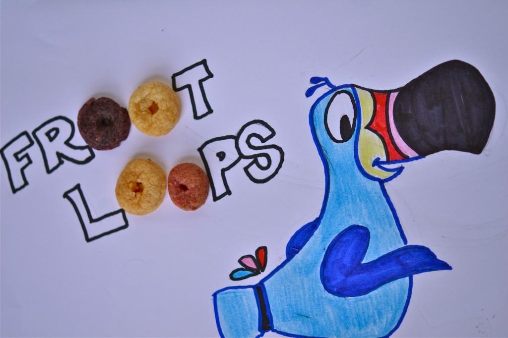 Gluten Free Froot Fruit Loops Copycat Cereal
