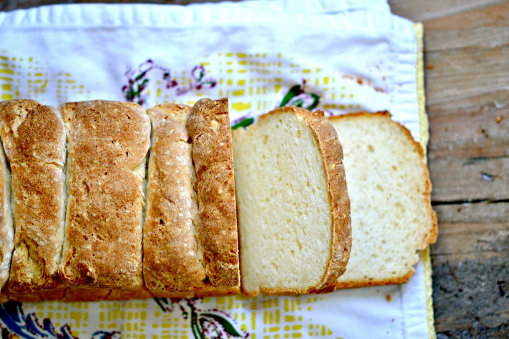 Gluten Free Japanese Milk Bread - the Softest Gluten Free Bread Ever