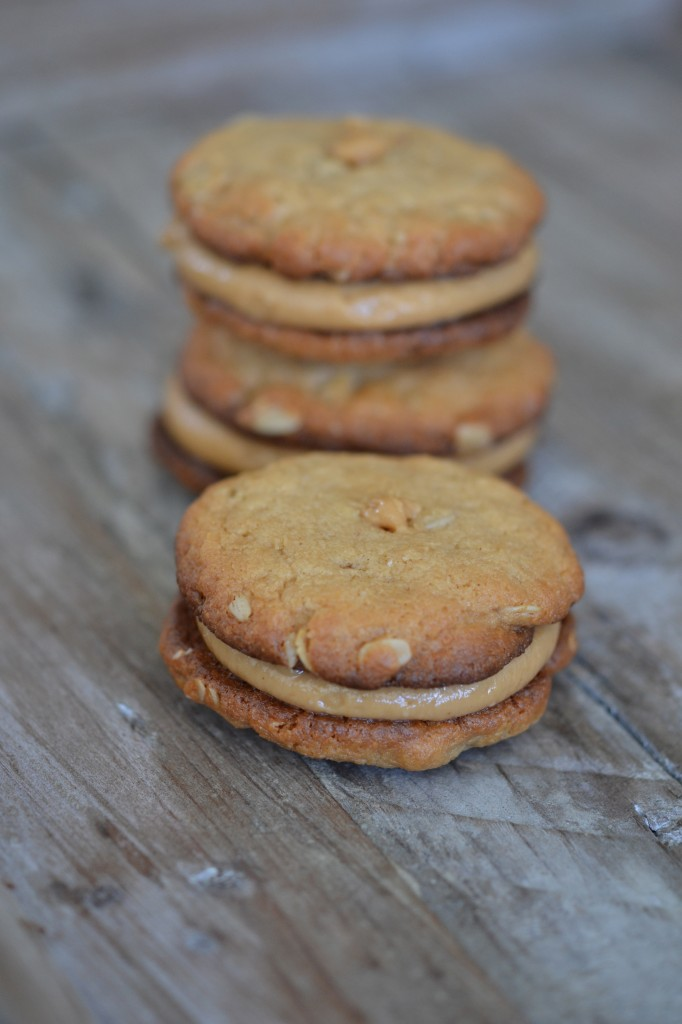 Gluten-Free Do-Si-Dos Girl Scout Cookies