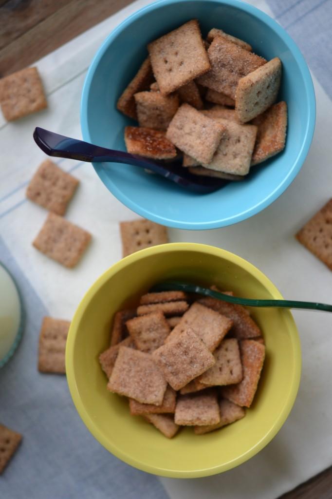 Gluten Free Cinnamon Toast Crunch Copycat Cereal