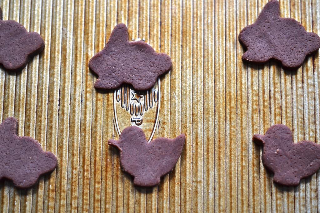 Gluten Free Chocolate Animal Crackers