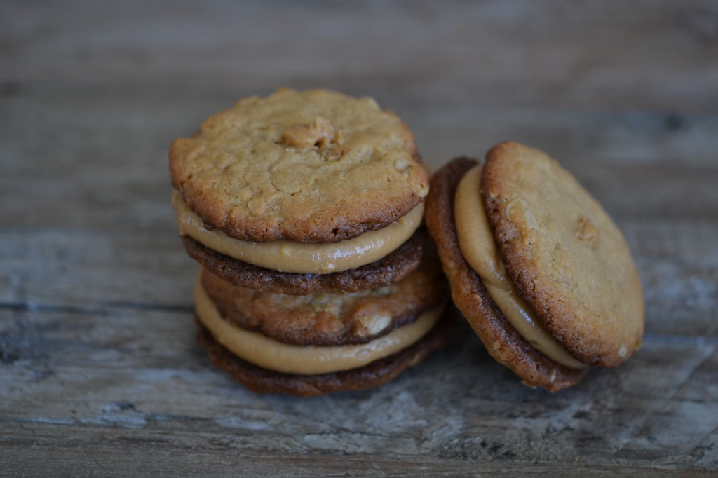 Gluten Free Do-Si-Dos Girl Scout Cookies
