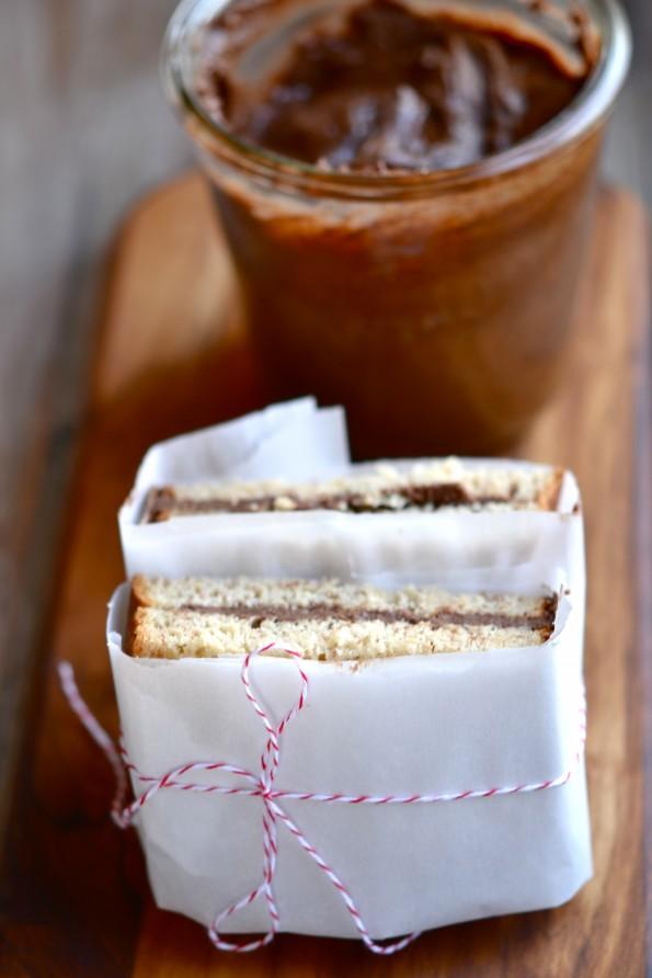 Bittersweet Chocolate Almond Butter