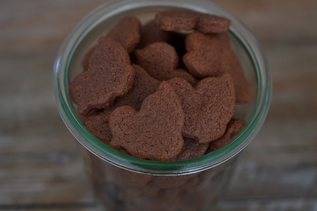 Chocolate Animal Crackers ⋆ Great Gluten Free Recipes For