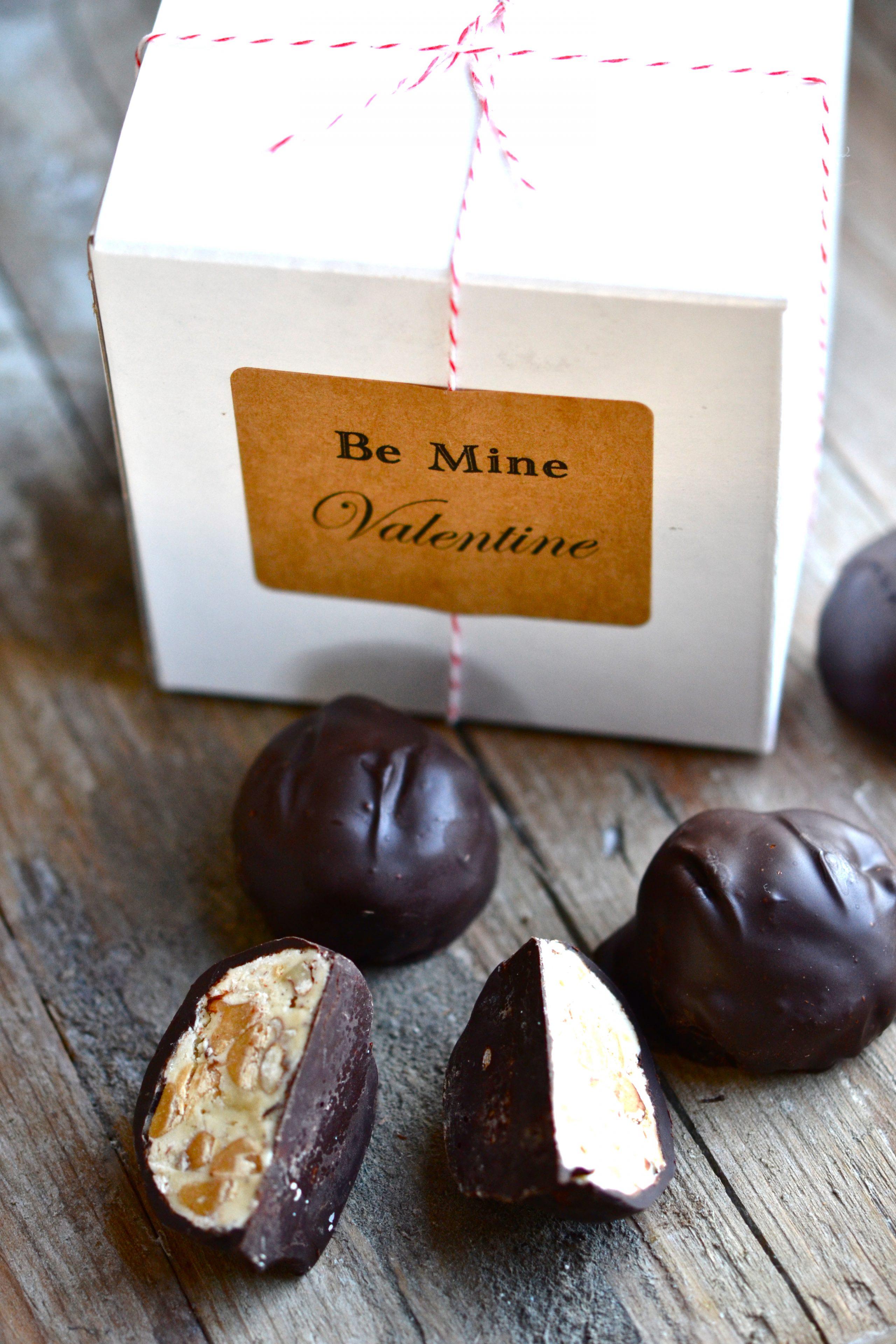 Dairy-Free White Chocolate Fudge for Valentine's Day