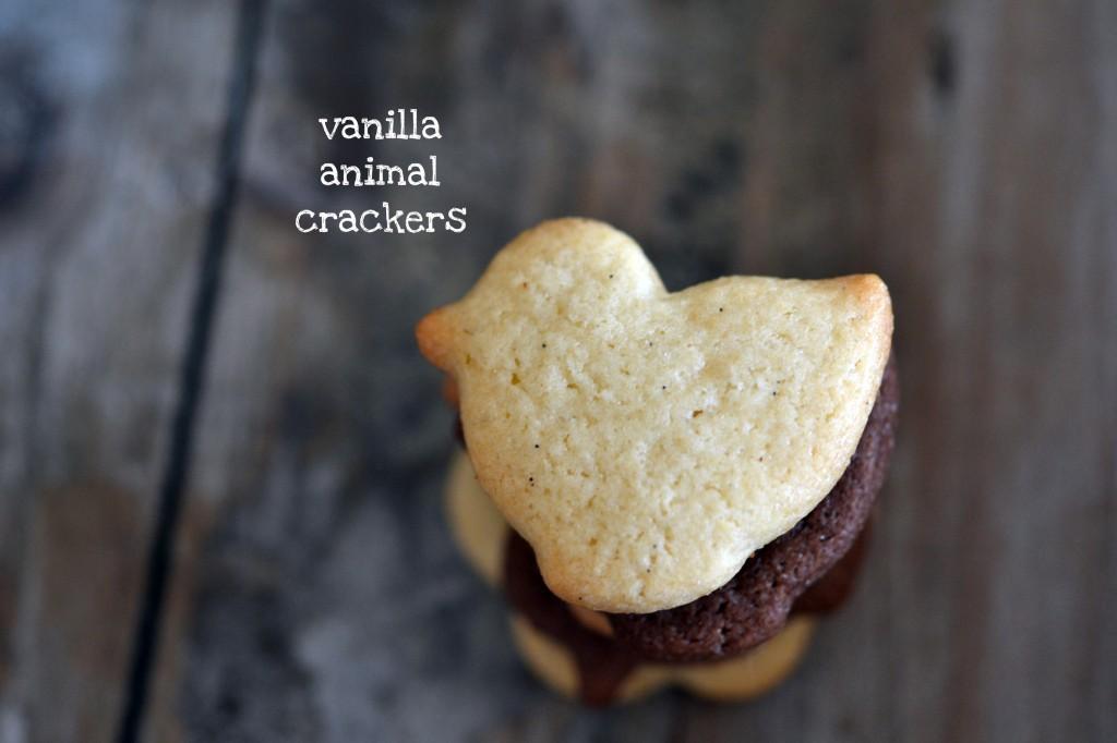Gluten Free Cookies: Vanilla Animal Crackers