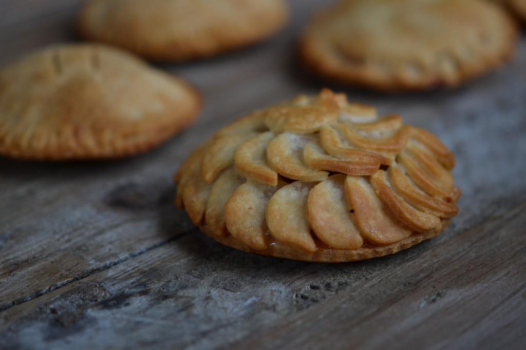 Gluten-Free Handheld Apple Pies