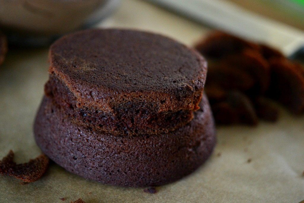Gluten Free Devil's Food Layer Cake