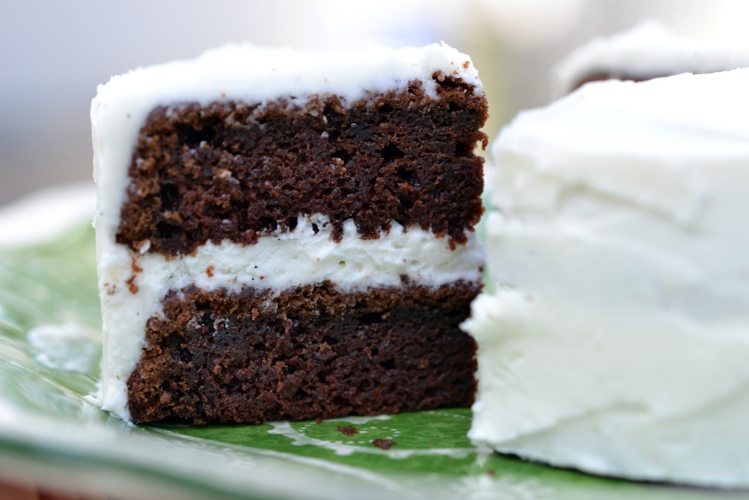 Cake With Icing Baked Inside : Cup4Cup Devil s Food Cake ? Great gluten free recipes for ...