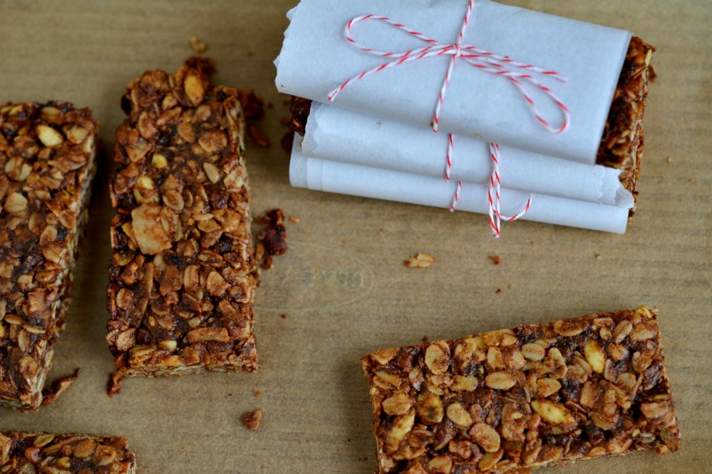 Gluten Free Chocolate Vegan Granola Bars
