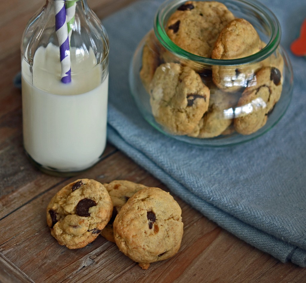 Gluten-Free Chewy Chocolate Chip Cookies Recipes — Dishmaps