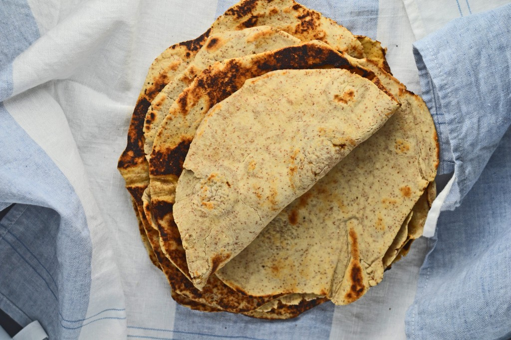 Whole Grain Flour Tortillas