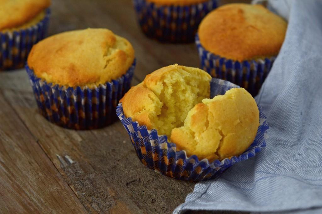 Gluten-free Cake Flour Corn Muffins