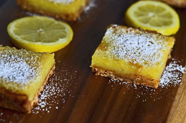 True Lemon Bars