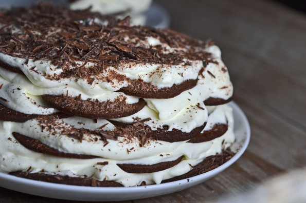 Gluten-free Icebox Cake