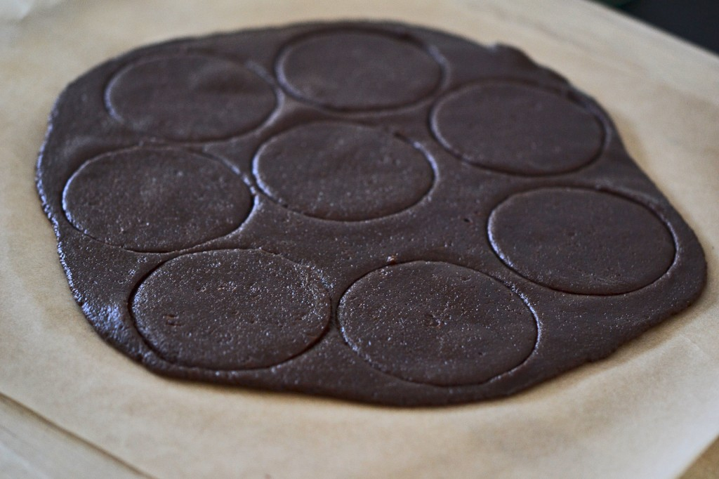 Gluten Free Ice Cream Sandwich Chocolate Wafer Cookies