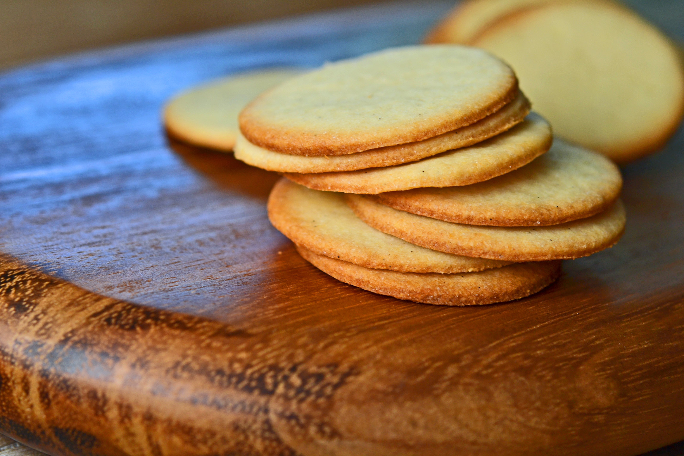 Vanilla Wafer Cookies - Great gluten free recipes for every occasion.