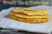 Fresh Corn Tortillas