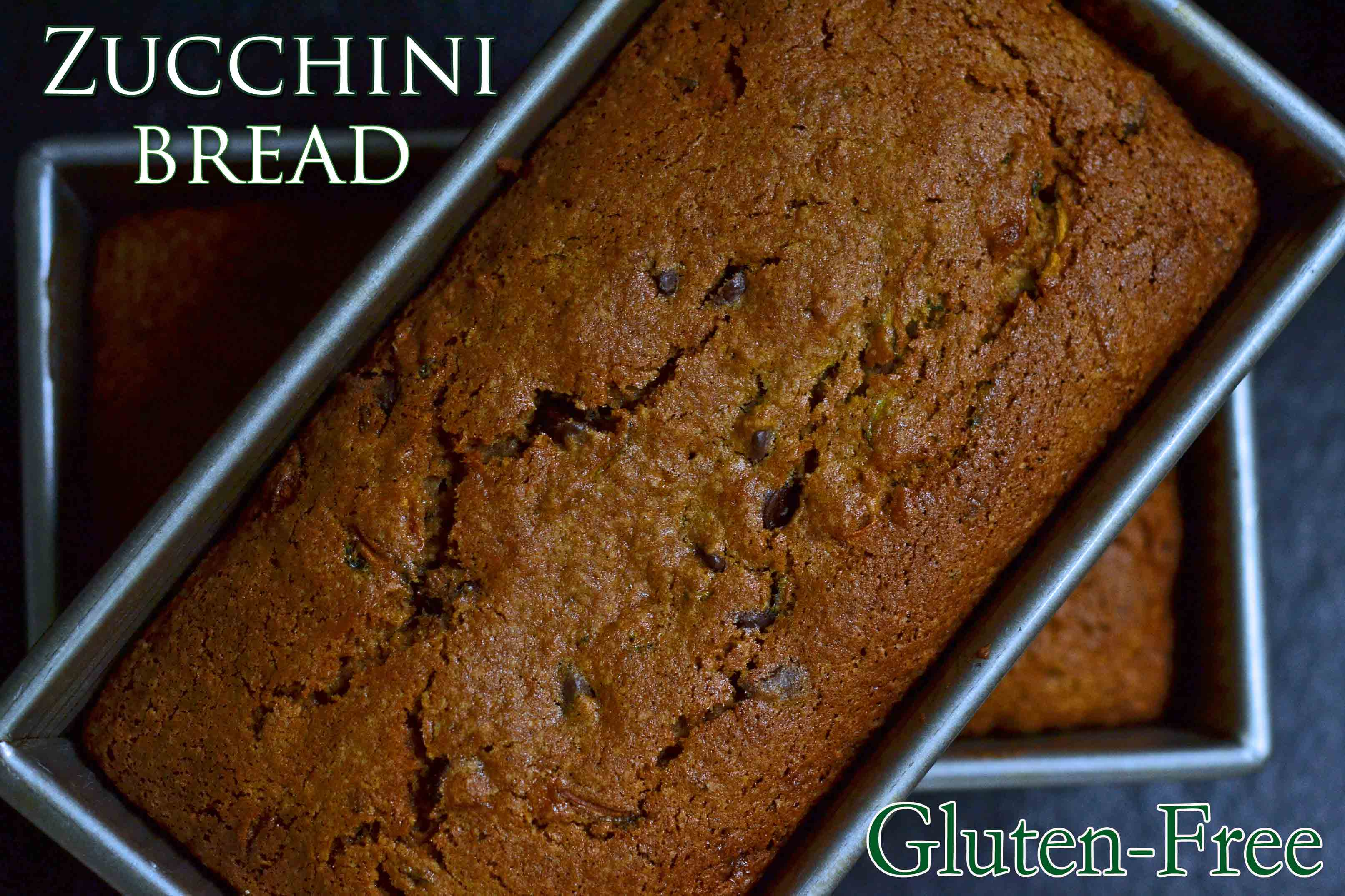 Gluten Free Zucchini Bread | Gluten-Free on a Shoestring
