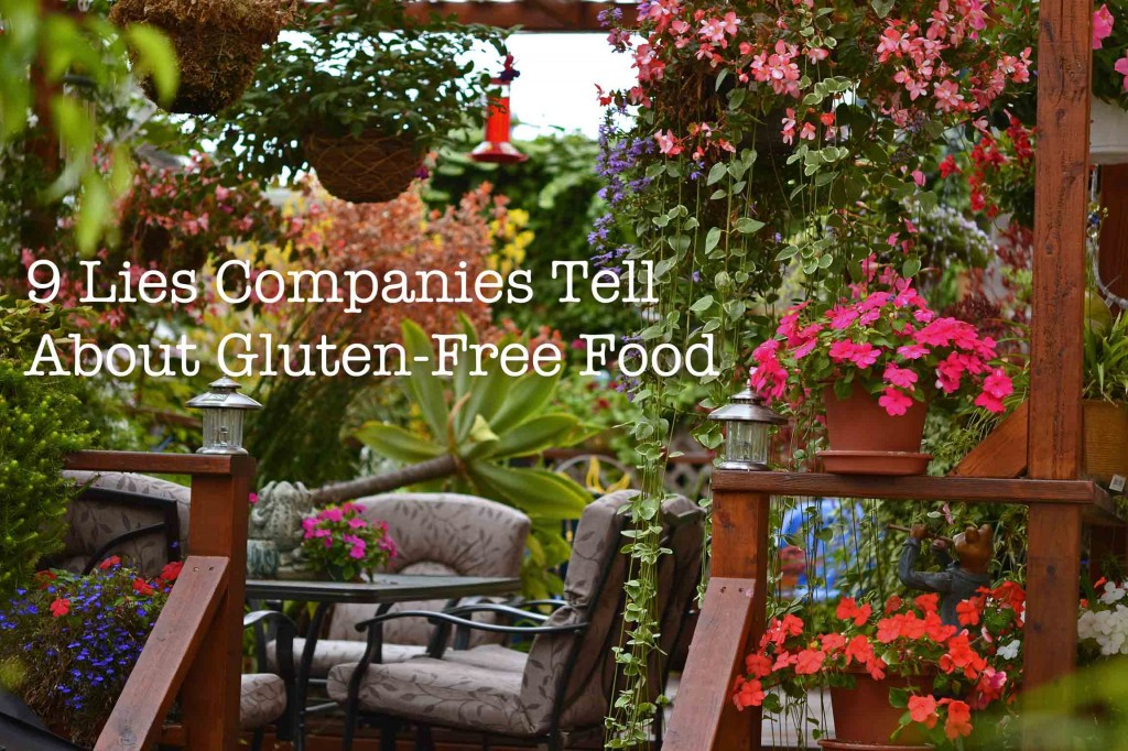 9 Lies Companies Tell About Gluten-Free Food