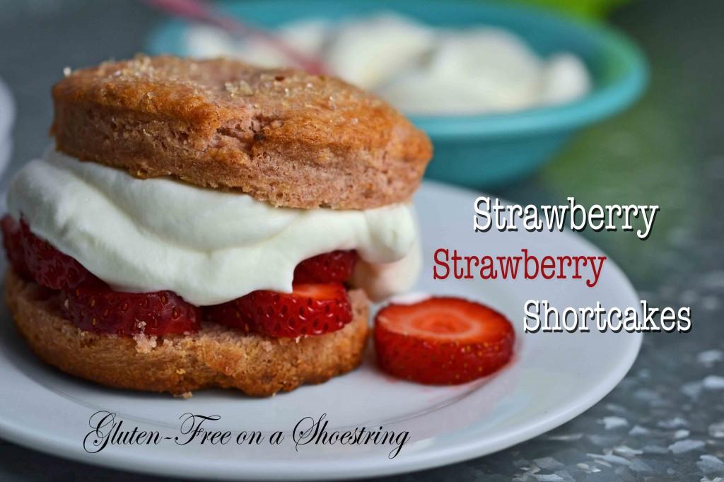 Strawberry Strawberry Shortcakes