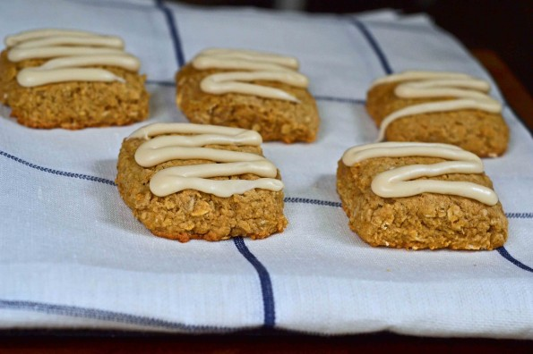 Oatmeal Squares – Gluten-Free Breakfast To Go