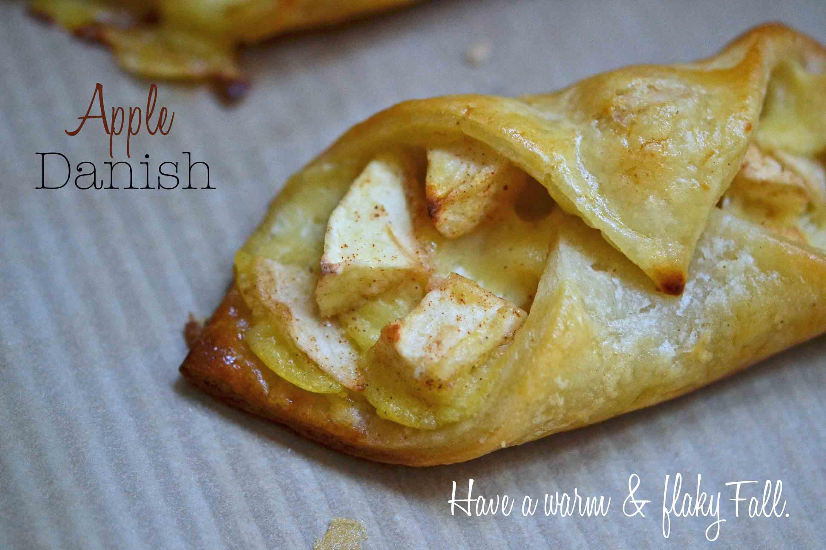 Apple Danish Recipe