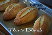 Gluten-Free Flour Blends: what you need to know