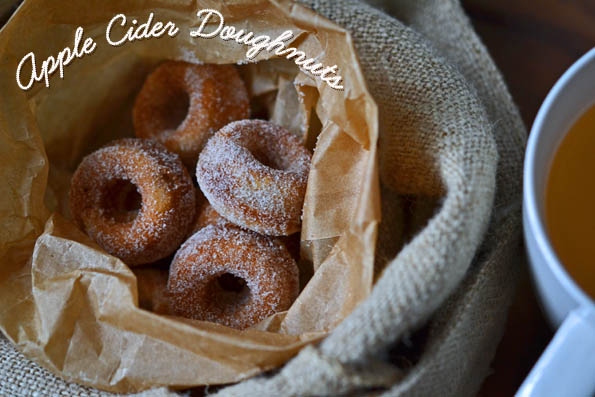 Apple Cider Doughnuts (Donuts)