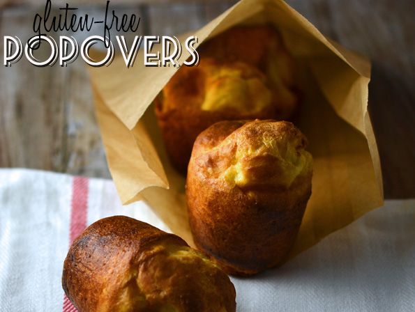 Popovers, from Gluten-Free on a Shoestring the cookbook