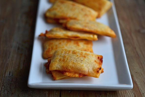 Pizza Bites – GF Finger Food!
