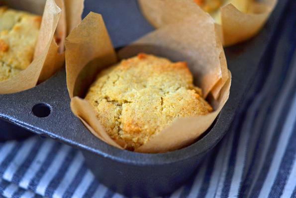 Grain-Free (Paleo like) Muffins