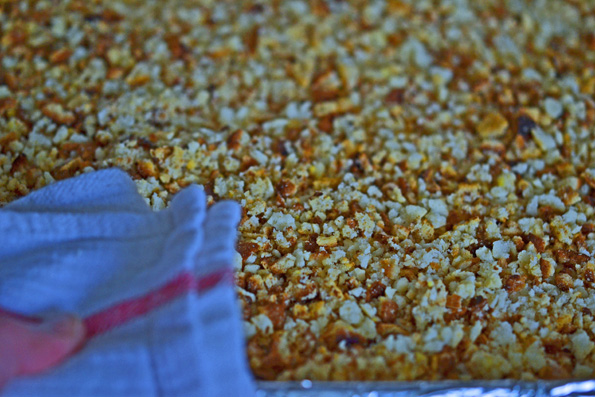How-to Make Gluten Free Bread Crumbs