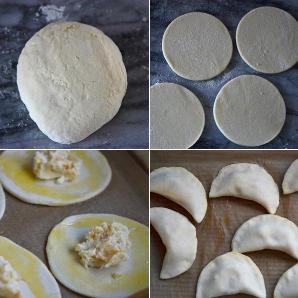 Gluten Free Potato Pierogi