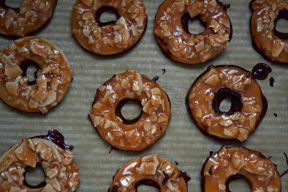 Gluten-Free Samoas Girl Scout Cookies