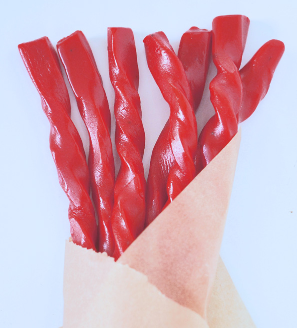 Gluten Free Red Cherry Licorice