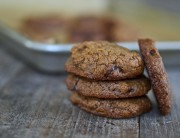 Gluten-Free Flourless Cookies: Peanut Butter Chocolate Chip
